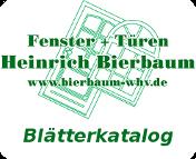 Link zum Bierbaum Blätterkatalog